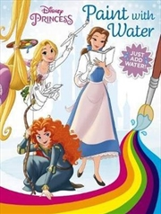 Disney Princess Paint with Water