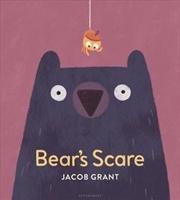 Bear's Scare   Hardback Book