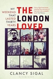 London Lover   Hardback Book