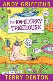 104-Storey Treehouse | Hardback Book
