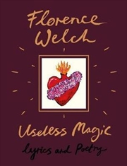 Useless Magic | Hardback Book