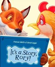 Its A Story Rory | Hardback Book