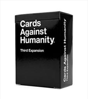 Cards Against Humanity: 3rd Expansion | Merchandise