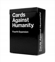 Cards Against Humanity: 4th Expansion | Merchandise