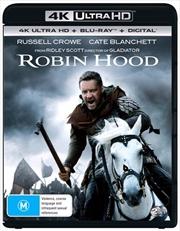 Robin Hood | Blu-ray + UHD