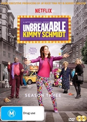 Unbreakable Kimmy Schmidt - Season 3 | DVD