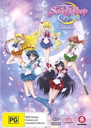 Sailor Moon - Crystal | Collection