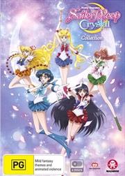 Sailor Moon - Crystal | Collection