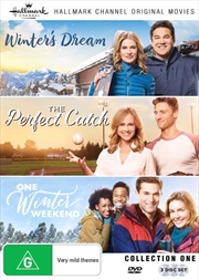 Hallmark - Winter's Dream / The Perfect Catch / One Winter Weekend - Collection 1