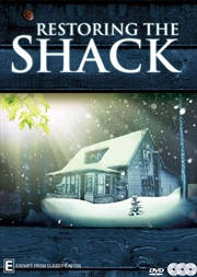 Restoring The Shack Complete Series | DVD