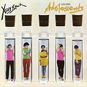 Germfree Adolescents - Limited Edition Clear Vinyl
