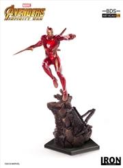 Avengers 3: Infinity War - Iron Man Mark XLVIII 1:10 Statue