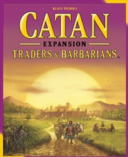 Catan - Traders & Barbarians Board Game Expansion | Merchandise