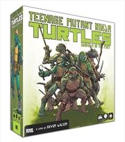 Teenage Mutant Ninja Turtles - Shadows of the Past Board Game