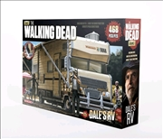 The Walking Dead - Dale's RV Building Set | Collectable