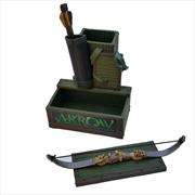 Arrow - Pen and Paper Clip Holder