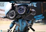 Transformers 5: The Last Knight - Sqweeks Hybrid Metal Figuration