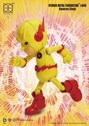 The Flash - Reverse Flash Hybrid Metal Figuration | Merchandise