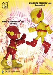 The Flash - Flash Battle 2-Pack Hybrid Metal Figuration | Merchandise