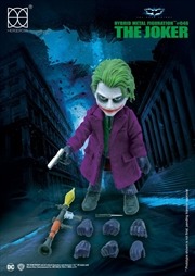 Batman: The Dark Knight - Joker Hybrid Metal Figuration | Merchandise