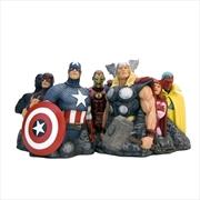 Avengers Assemble - Alex Ross Fine Art Sculpture | Merchandise