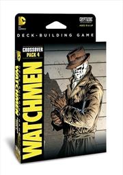 DC Comics - Deck-Building Game Watchmen Expansion   Merchandise