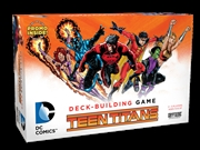 DC Comics - Deck-Building Game Teen Titans