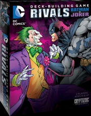 DC Comics - Deck-Building Game Rivals Batman vs Joker | Merchandise