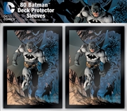 DC Comics - Batman Deck Protector Sleeves | Miscellaneous