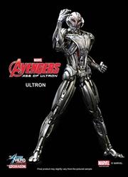 Avengers 2: Age of Ultron - Ultron Multi Pose Model Kit Vignette | Merchandise
