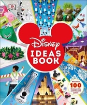 Disney Ideas Book | Hardback Book
