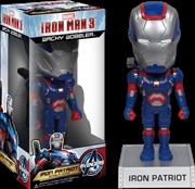 Iron Man 3 - Iron Patriot Wacky Wobbler   Merchandise