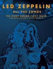 Led Zeppelin All the Songs | Hardback Book