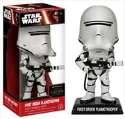 Star Wars - First Order Flametrooper Episode VII The Force Awakens Wacky Wobbler | Merchandise