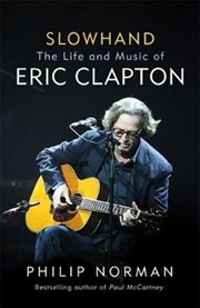 Slowhand | Hardback Book