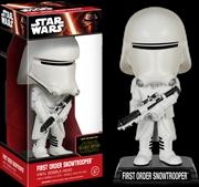 Star Wars - First Order Snowtrooper Episode VII The Force Awakens Wacky Wobbler | Merchandise