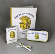 The Twilight Saga: New Moon - Stationery Set FHS Athletic Department
