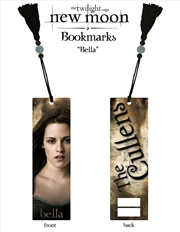 The Twilight Saga: New Moon - Bookmark Bella (The Cullen's) | Merchandise