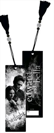 Twilight - Bookmark Edward & Bella Distressed
