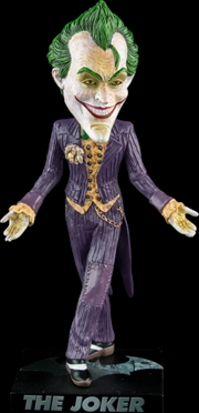 Batman: Arkham City - Joker Bobble Head | Merchandise