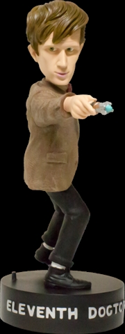 Doctor Who - Eleventh Doctor Bobble Head with Light | Merchandise