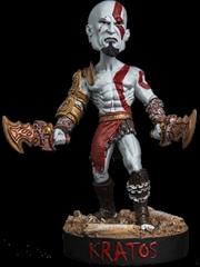 God of War - Kratos Bobble Head | Merchandise