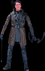 Arrow - Malcolm Merlyn Action Figure | Merchandise