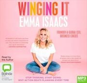 Winging It   Audio Book