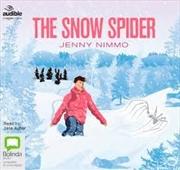 Snow Spider | Audio Book