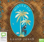 Mister Pip   Audio Book