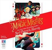 Magic Misfits | Audio Book