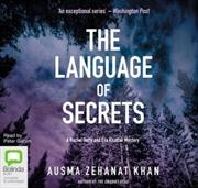 Language Of Secrets   Audio Book