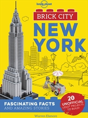 Lonely Planet - Brick City New York