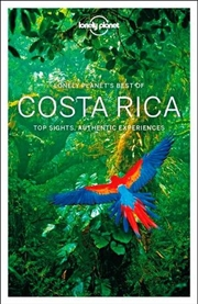 Lonely Planet - Best Of Costa Rica 2